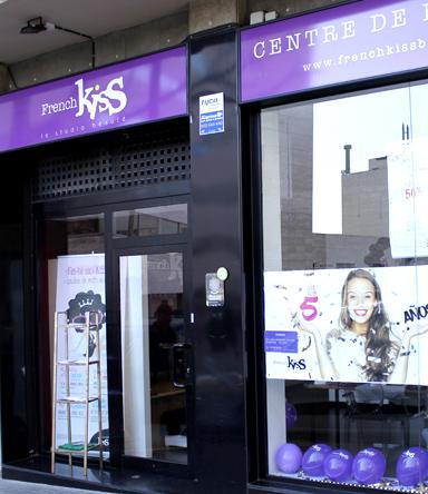 French kiss beauty centros de belleza french kiss beauty - Spa sant cugat ...